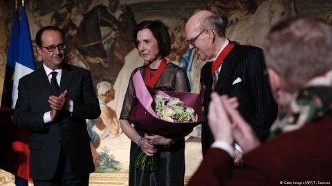 هدیه هنری ۳۸۰ میلیون دلاری زوج آمریکایی به فرانسه