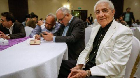 محمد زرین دست کارگردان و تهیهکننده سینما درگذشت