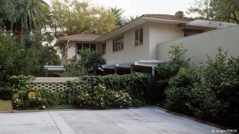 دولت آلمان خانه توماس مان در کالیفرنیا را خرید