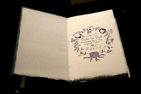 """نسخه ایی منحصر به فرد از کتاب """"داستانهای بیدلِ شاعر"""" اثر رولینگ در حراج ساتبیز"""