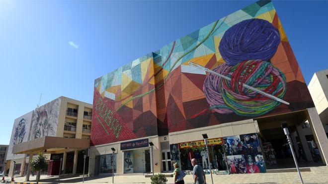 گسترش هنرهای خیابانی؛ این بار در دبی