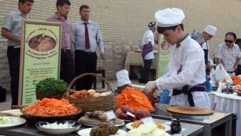 یونسکو آش پلو را هم برای تاجیکستان و ازبکستان ثبت کرد