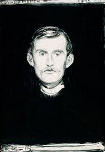 پرتره نقاش - 1895