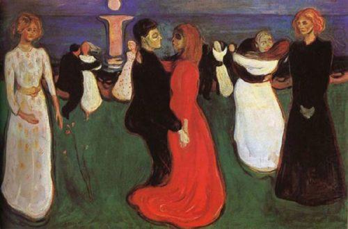 رقص زندگی - 1900