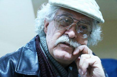 مصاحبه با غلامرضا نامی استاد پیشکسوت هنرهای تجسمی