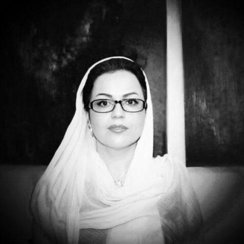 گفتگو با نسرین برکت هنرمند تجسمی
