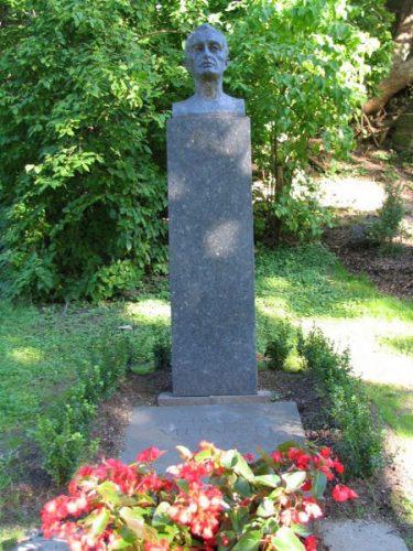 مزار ادوارد مانک در سوئد