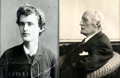 ادوارد مانک نقاش نروژی و خالق تابلوی معروف جیغ