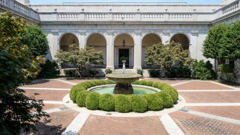 نمایشگاه بزرگ هنر ساسانی در گالری فریر و سکلر آمریکا