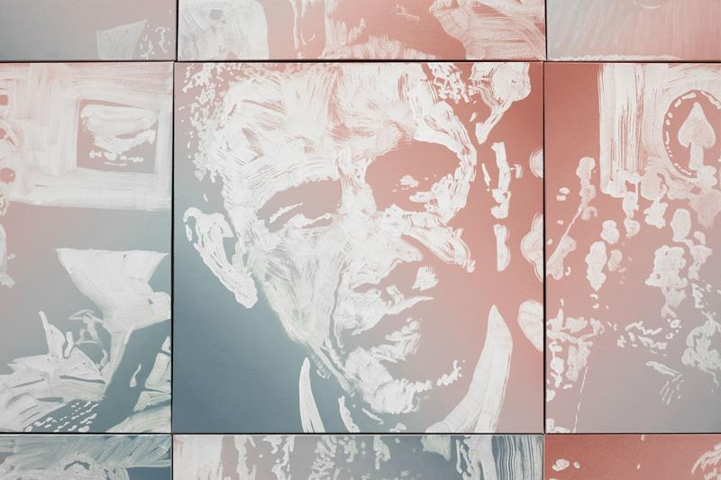 ۲۹۲۲ پرتره از اوباما در هشت سال ریاست جمهوری