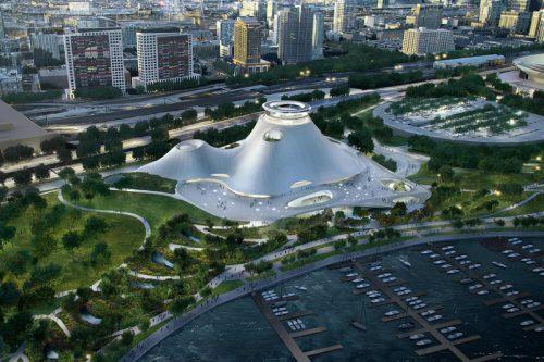 موزه یک میلیارد دلاری آفرینندهی جنگ ستارگان