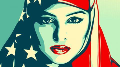 خالق پوستر 'امید' اوباما علیه ترامپ