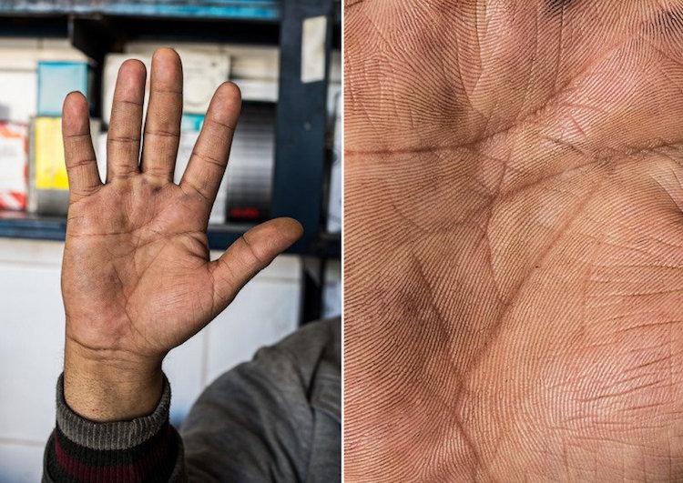 دست ها ، داستان زندگی انسانها