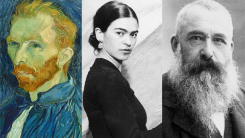 ۲۵ نقل قول درخشان درباره هنر از هنرمندان مشهور و ذهنهای خلاق