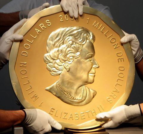 سرانجام سرقت سکه طلای صد کیلویی موزه برلین چه شد؟