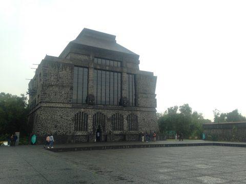 موزه آناهواکالی مکزیکوسیتی