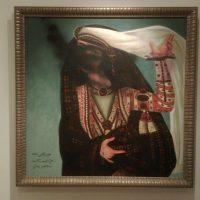 نمایشگاه کامبیز درم بخش در گالری ویستا