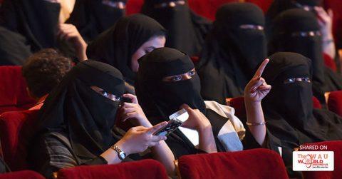 بازگشایی سینما ها در عربستان پس از ۳۵ سال