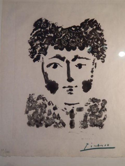 اثر پیکاسو از یک گالری در میلواکی ربوده شد