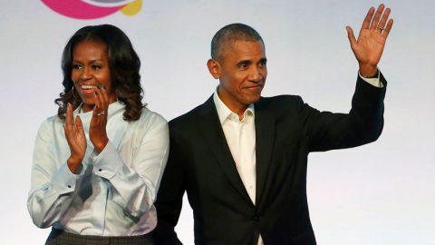 همکاری میشل و باراک اوباما با نتفلیکس