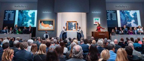 نقاشی برهنه ای از آمادئو مودیلیانی ۱۵۷ میلیون دلار فروش رفت