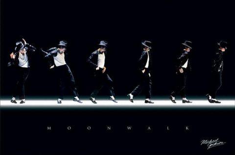 رقص مشهور مون راک مایکل جکسون ۳۵ ساله شد