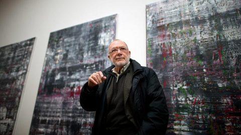حراج تابلوهای گرهارد ریشتر برای بیخانمانهای آلمان