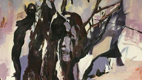 روایتی از آثار نقاشی آرزو غلامی