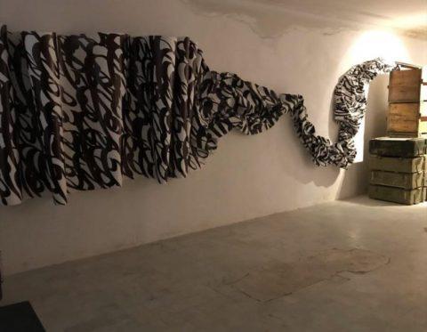 گذری بر نمایشگاه بازنگری در خانه خیابان عبده