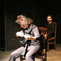 تیاتر در مراسم اختتامیه جشنواره هنر ایران