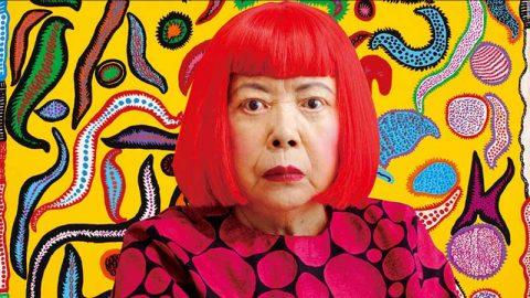 معجونی از نبوغ و جنون در آثار یایویی کوساما